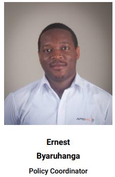 Эрнест Бяруханга (Ernest Byaruhanga), бывший координатор AFRINIC, ответственный за кражу адресов