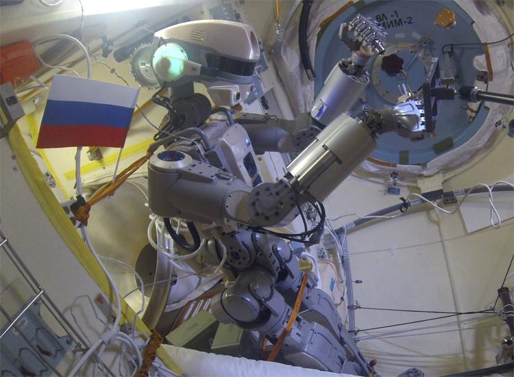 """Россия и Япония хотят создать робота для работы на поверхности Луны"""""""