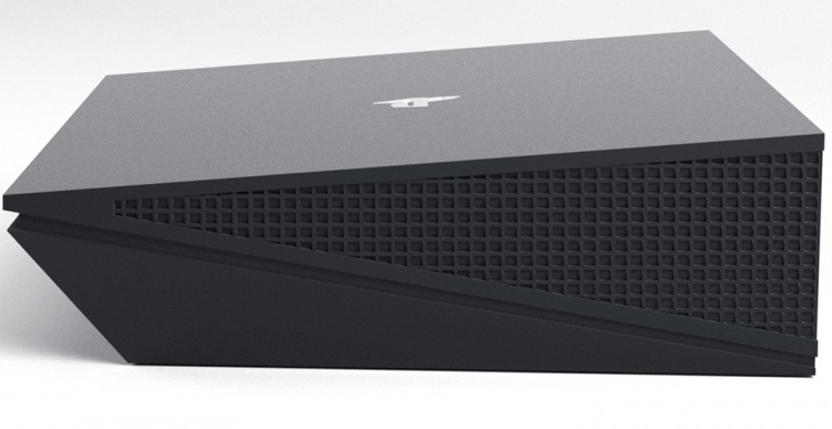 """Консоль PlayStation 5 предстала на рендерах в новом дизайне"""""""