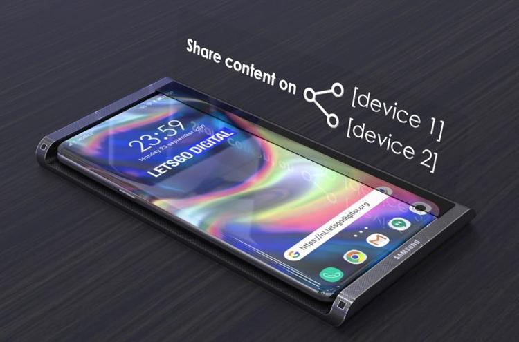 """Samsung Mobile View: просмотр контента со смартфона на телевизоре"""""""
