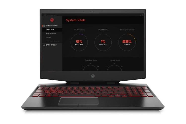 """Новые игровые ноутбуки HP OMEN — дизайн и производительность"""""""