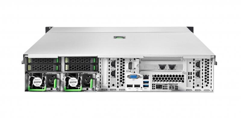 Узел Fujitsu PRIMEFLEX RX2540 M5 в форм-факторе 2U