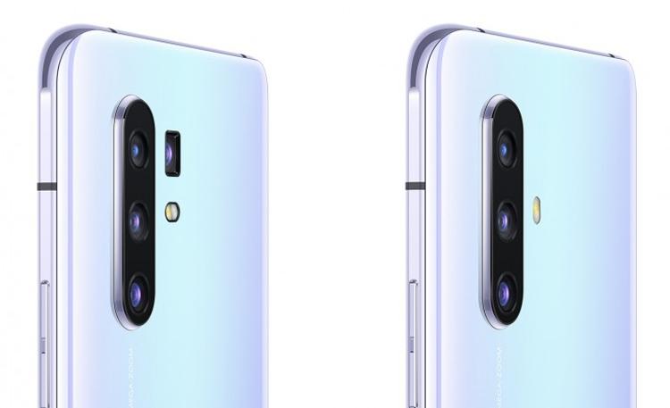 """Vivo X30 и X30 Pro: 5G-смартфоны с 6,44"""" экраном и 64-Мп камерой"""""""