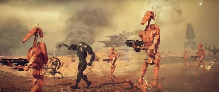 """Видео: зрелищный трейлер контента Star Wars Battlefront II по грядущему фильму «Скайуокер. Восход»"""""""
