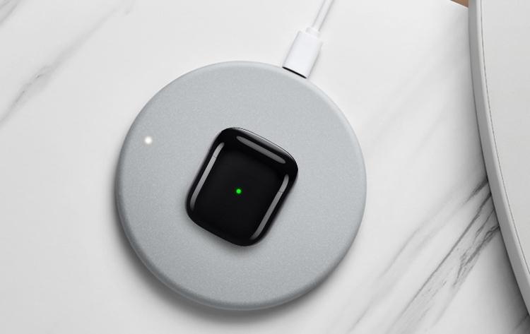 """Беспроводные наушники-вкладыши Realme Buds Air получили шумоподавление и игровой режим"""""""