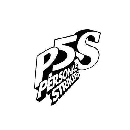 Возможный логотип западной версии Persona 5 Scramble: The Phantom Strikers