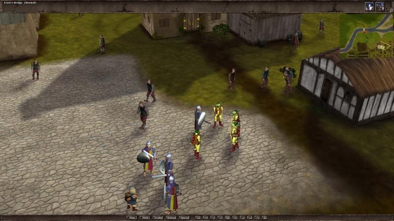 Монстры нападут на деревню и будут многократно превосходить числом защитников. Победа даст лошадиную дозу эндорфинов