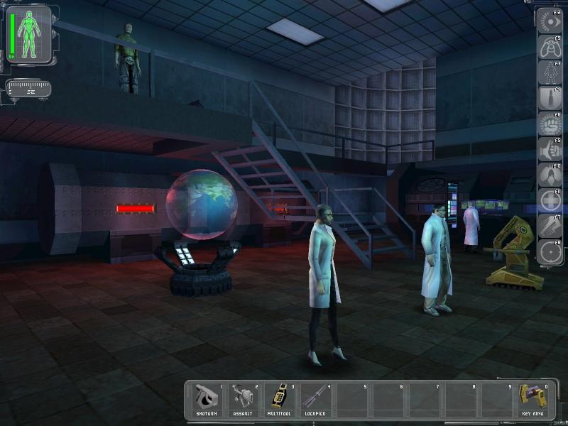 В Deus Ex больше диалогов, чем в некоторых «чистых» RPG