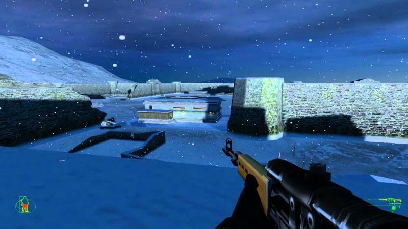 Project I.G.I. отличалась отлично проработанным огнестрельным оружием