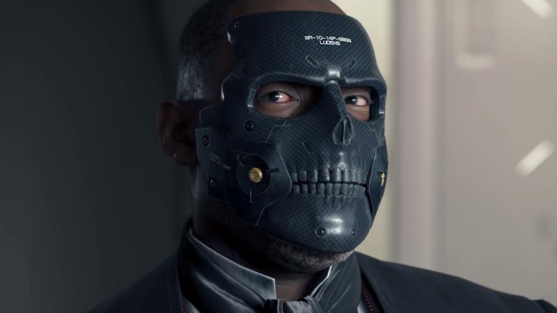 """Один из актёров Death Stranding проговорился о съёмках в новом проекте PlayStation"""""""