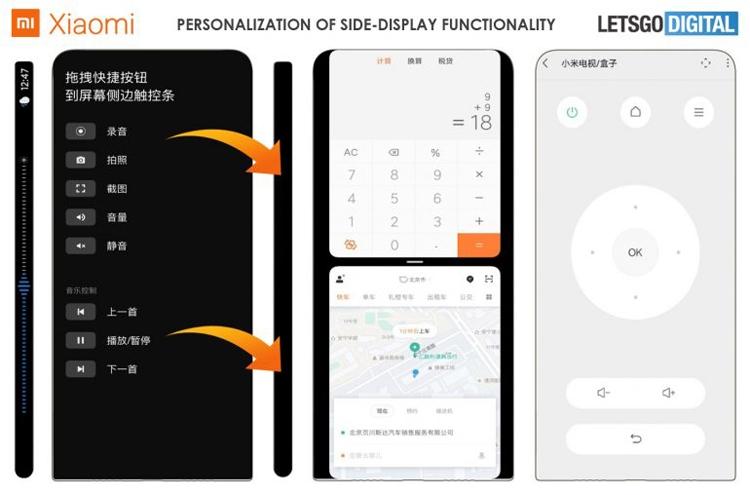 """Дисплей-обёртка: Xiaomi размышляет над смартфоном с совершенно новым дизайном"""""""
