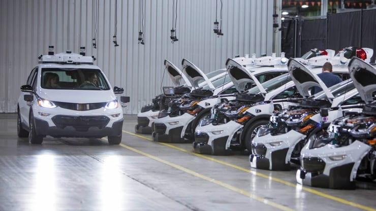 Источник изображения: General Motors, CNBC