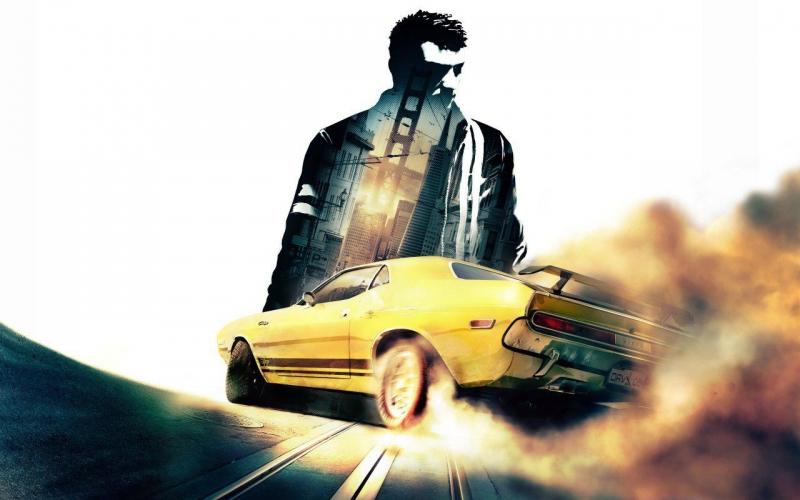 Driver: San Francisco — автомобильная версия фильма «Привидение». Правда, в игре герой еще жив, и нигде не видно Вупи Голдберг