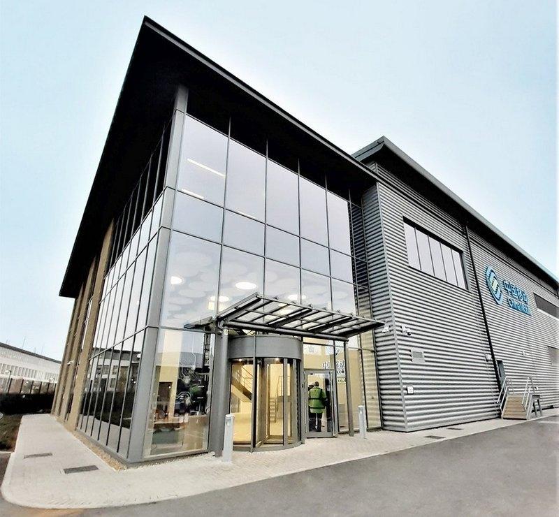 Новый ЦОД CMI на 1600 стоек в Слау, Великобритания