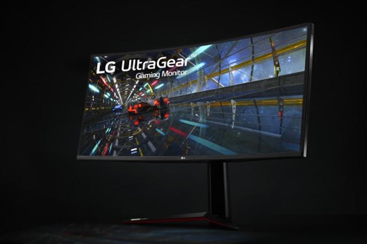 LG представила серию мониторов Ultra 2020