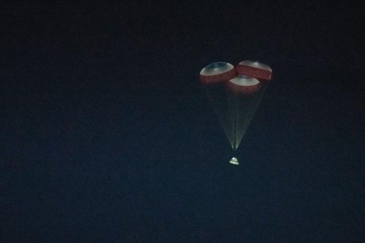 NASA/Aubrey Gemignani