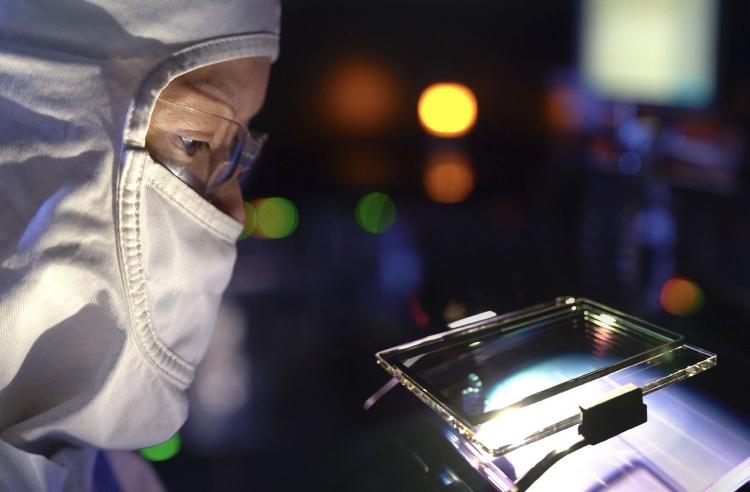 Подразделение Intel Mask Operation в Калифорнии создаёт маски для последующей печати чипов