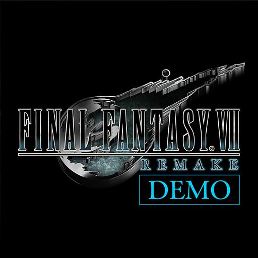 Обложка демоверсии Final Fantasy VII Remake