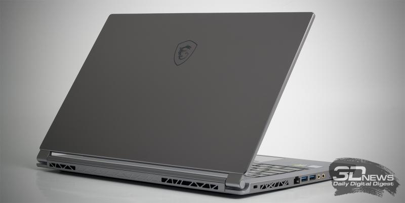 MSI P65 Creator 9SF