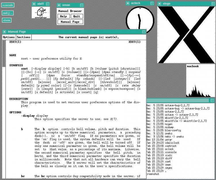 Низкоуровневый графический интерфейс