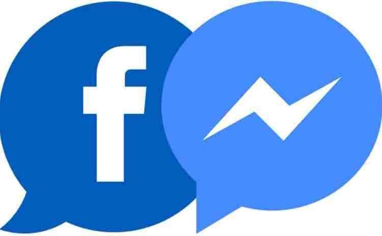 Для регистрации в приложении Messenger потребуется аккаунт в Facebook