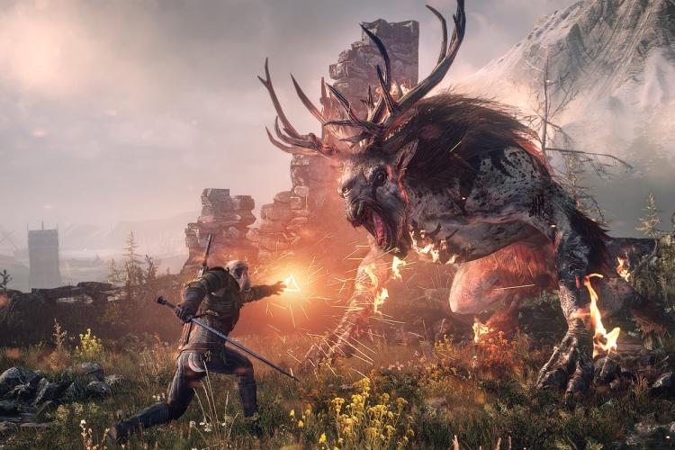 "The Witcher 3: Wild Hunt"""