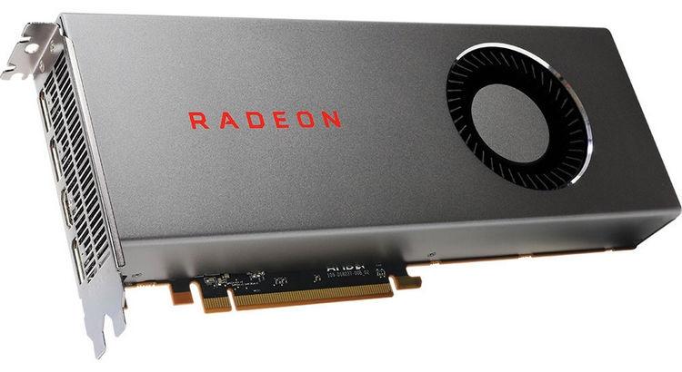 Эталонная Radeon RX 5700