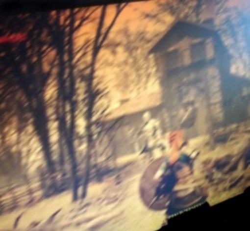 Тот самый «скриншот» новой Assassin's Creed