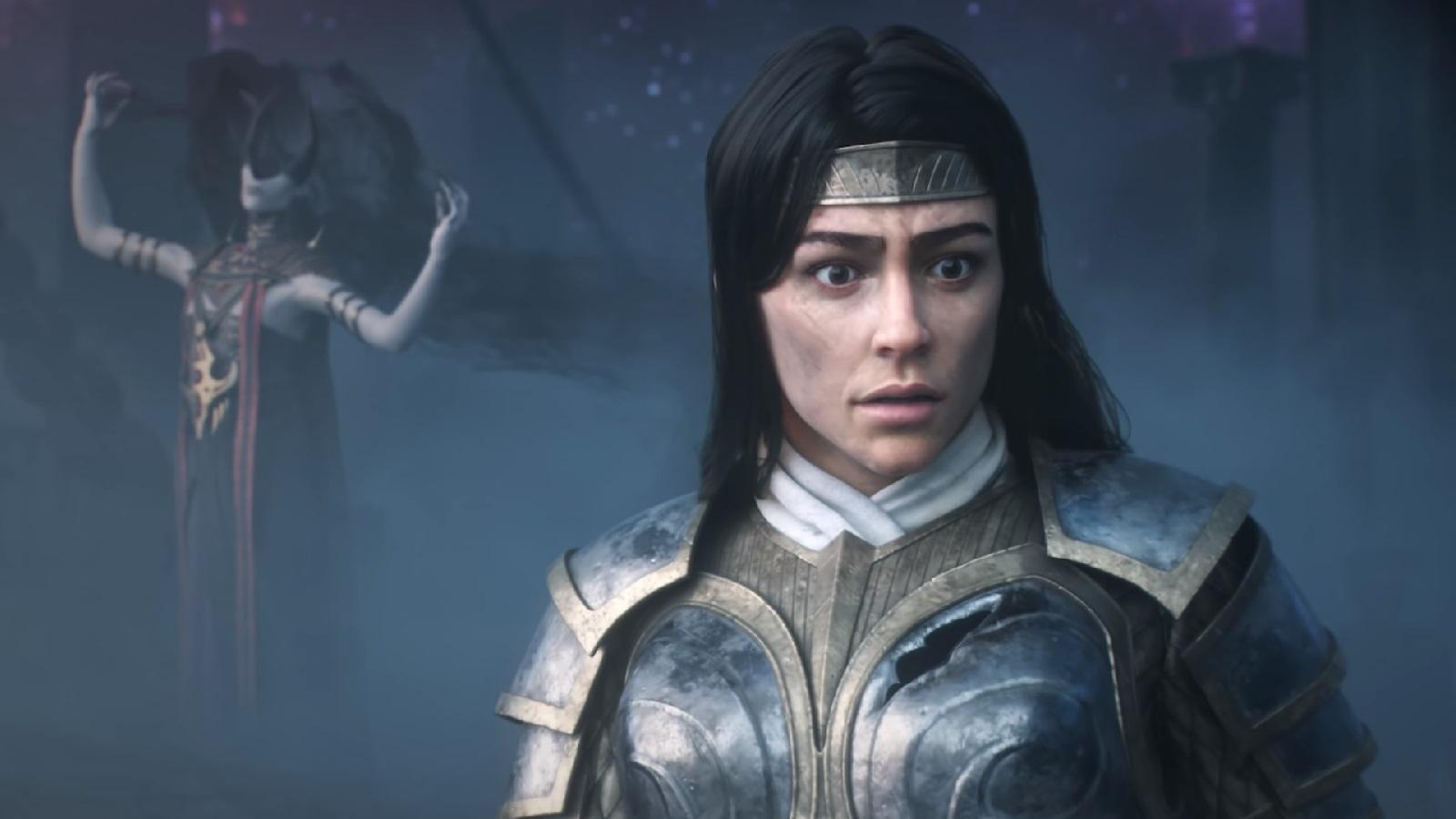 В Magic: The Gathering Arena появились карты из выпуска «Терос: За порогом смерти»