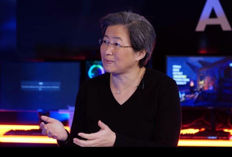 Источник изображения: AMD, YouTube