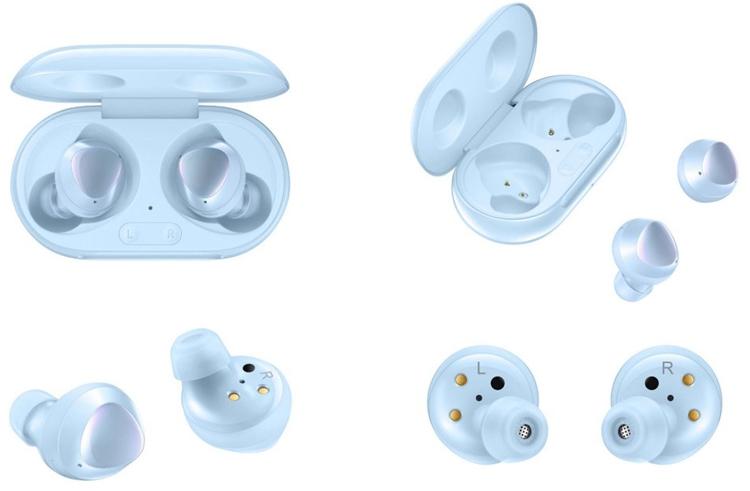 Раскрыт дизайн Samsung Galaxy Buds+: наушники выйдут в нескольких цветах
