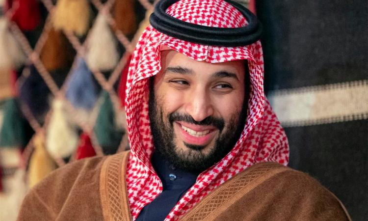 Мохаммад бин Салман (Bandar Aljaloud/Saudi royal court/EPA)