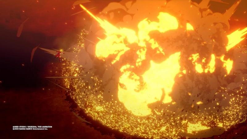 Эпичных моментов в Dragon Ball Z всегда хватало