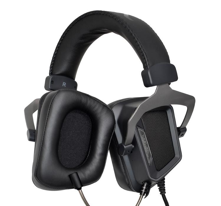 Гарнитура Patriot Viper V380 обеспечивает виртуальный звук 7.1