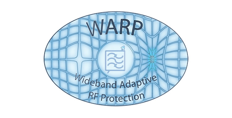 Логотип программы WARP (DARPA)