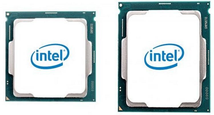 Предположительный внешний вид процессоров Intel в корпусе LGA 1700