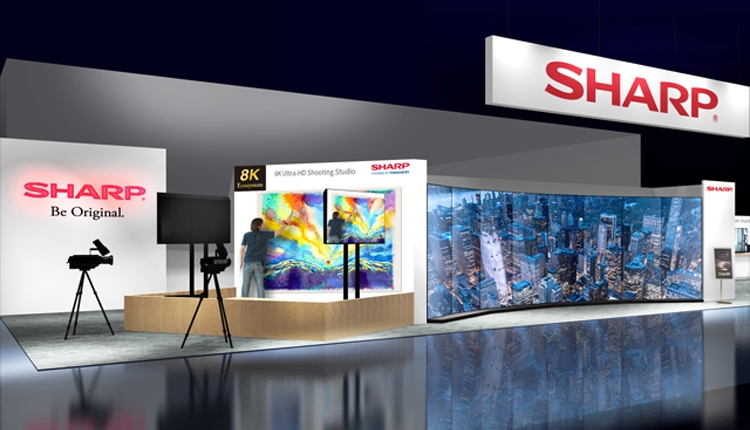 Sharp займётся выпуском телевизоров OLED