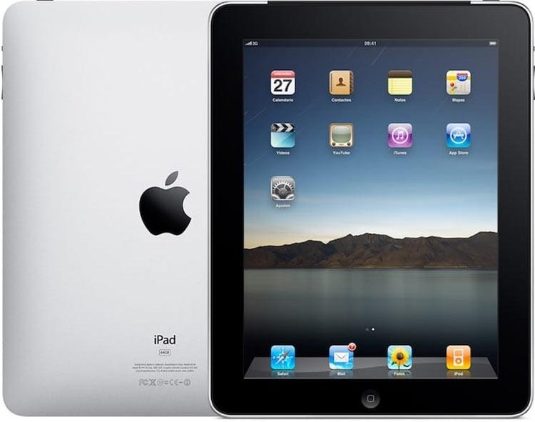 Оригинальный iPad 2010 года