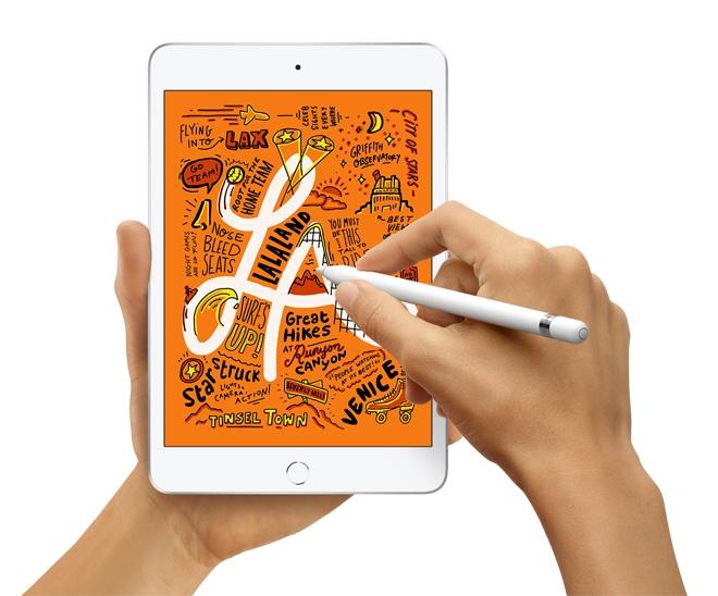 iPad mini 2019 года