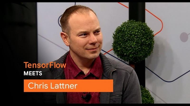 Крис Латтнер во времена работы над TensorFlow