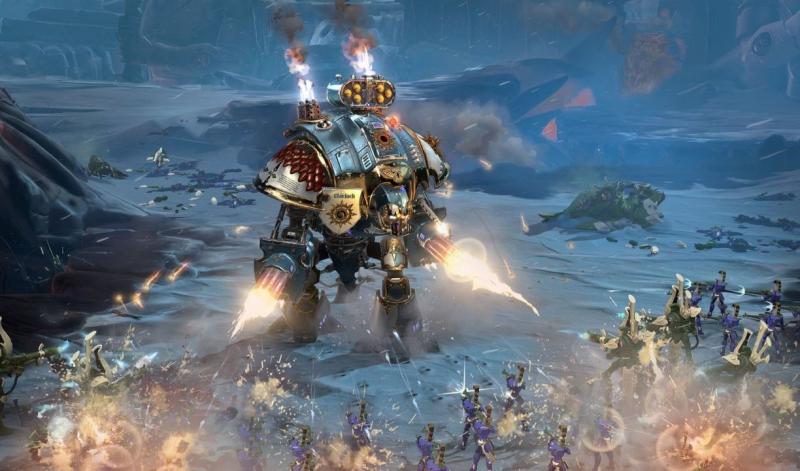 Warhammer 40000: Dawn of War 3. Не лучшая, но самая красивая часть серии