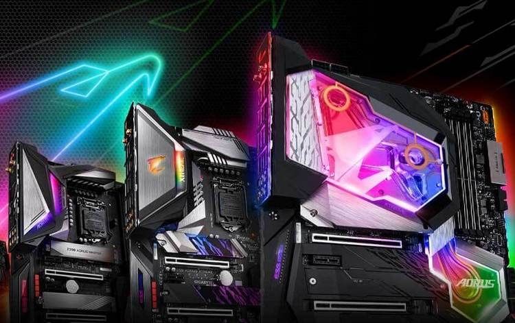 Источник изображения: Gigabyte Technology