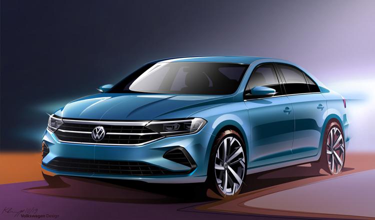 Новый Volkswagen Polo калужской сборки: первые подробности