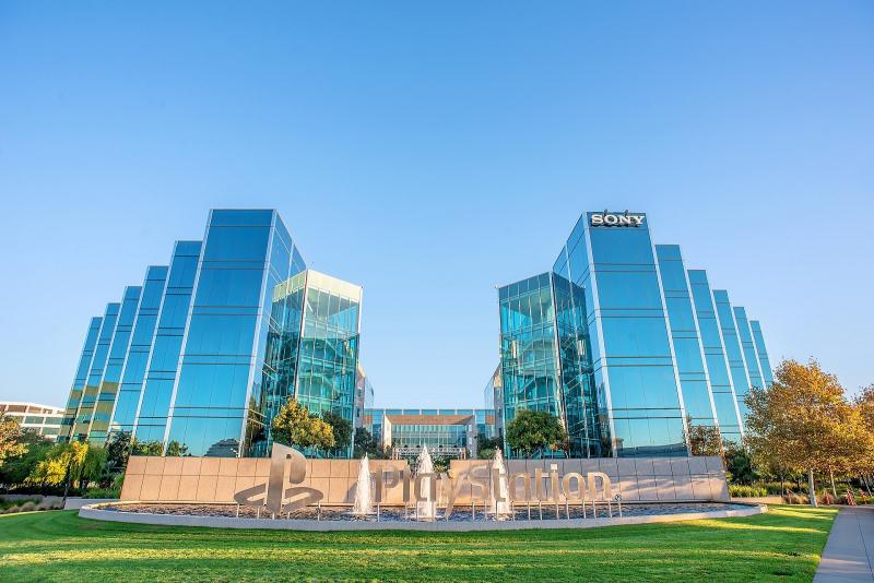 Штаб-квартира Sony Interactive Entertainment в калифорнийском городе Сан-Матео