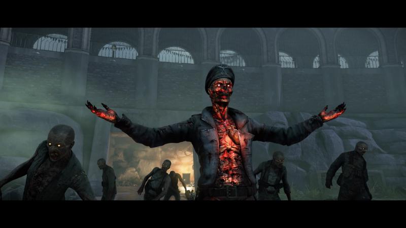 Первая встреча с каждым новым типом зомби сопровождается коротким роликом