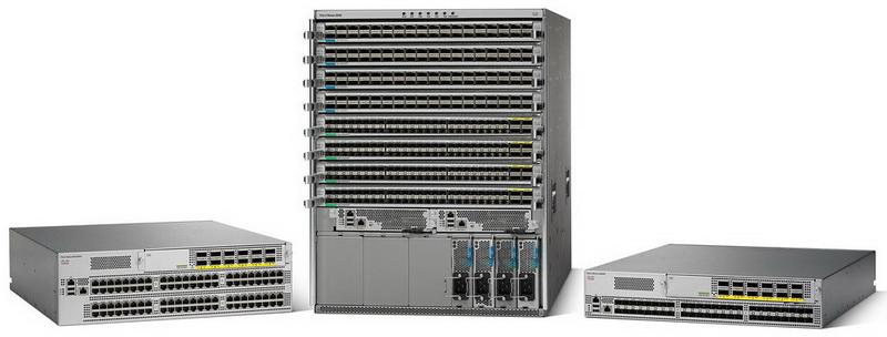 Cisco Nexus: подвержены уязвимости