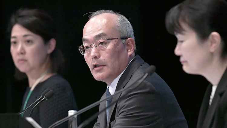 Nikkei / Shihoko Nakaoka