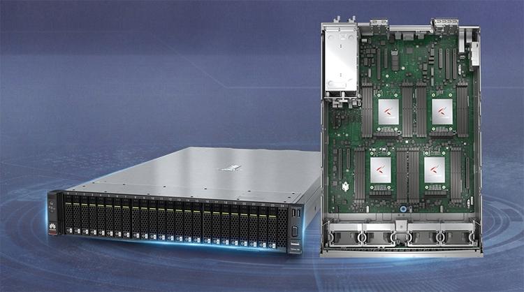 Сервер Huawei Taishan 200 на базе процессоров собственной разработки компании