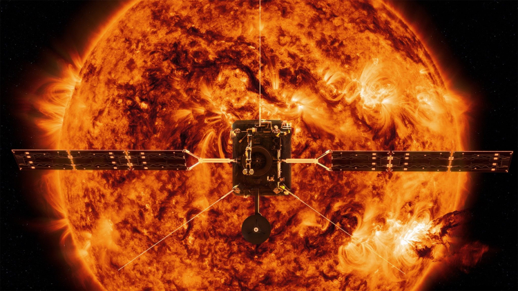 ESA/ATG Medialab — NASA/SDO