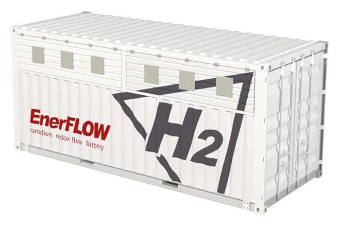 Система H2 EnerFLOW 430